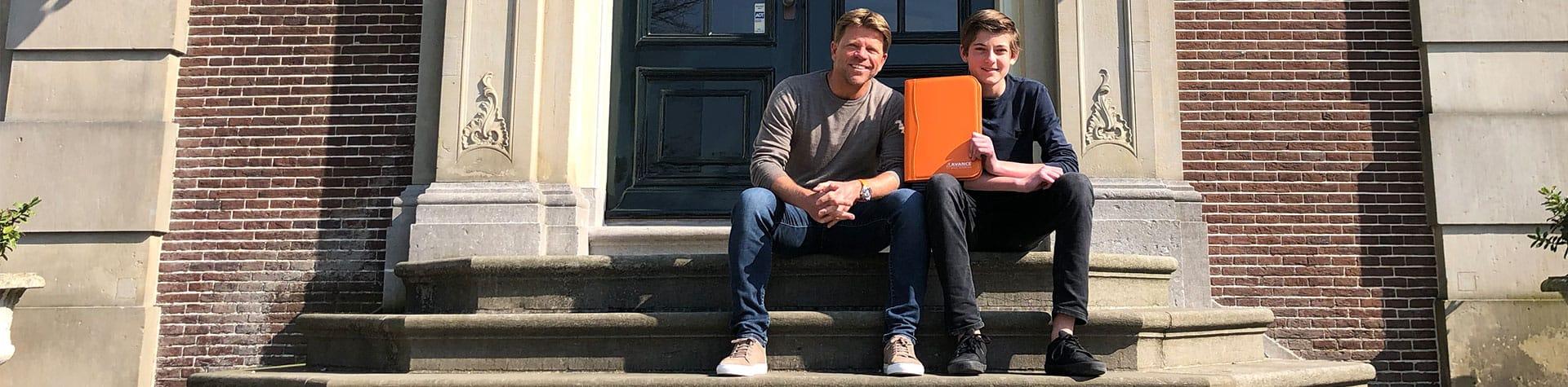 AVANCE sponsort Kris Bouhuijzen
